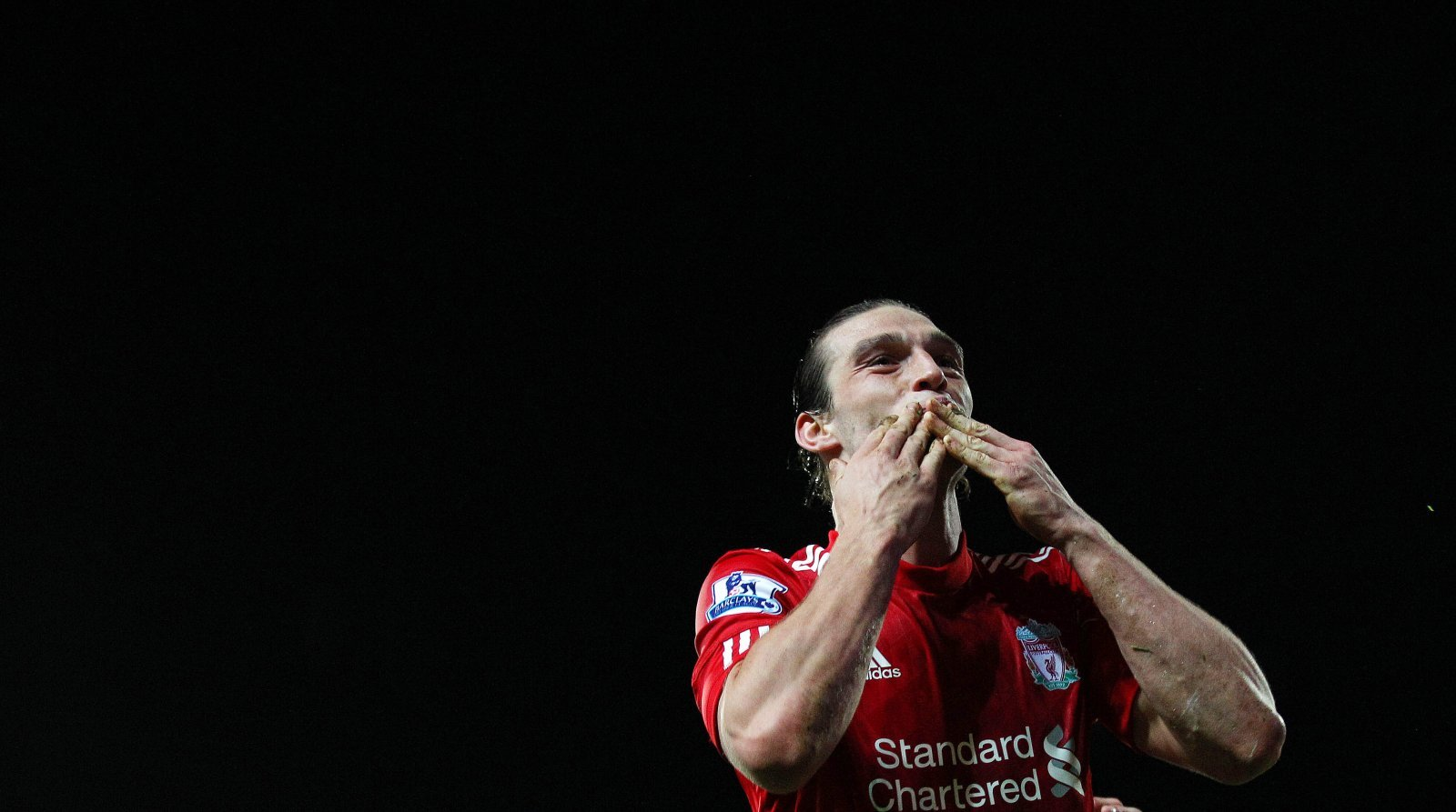 Young Andy Carroll wasn't ready for Liverpool move