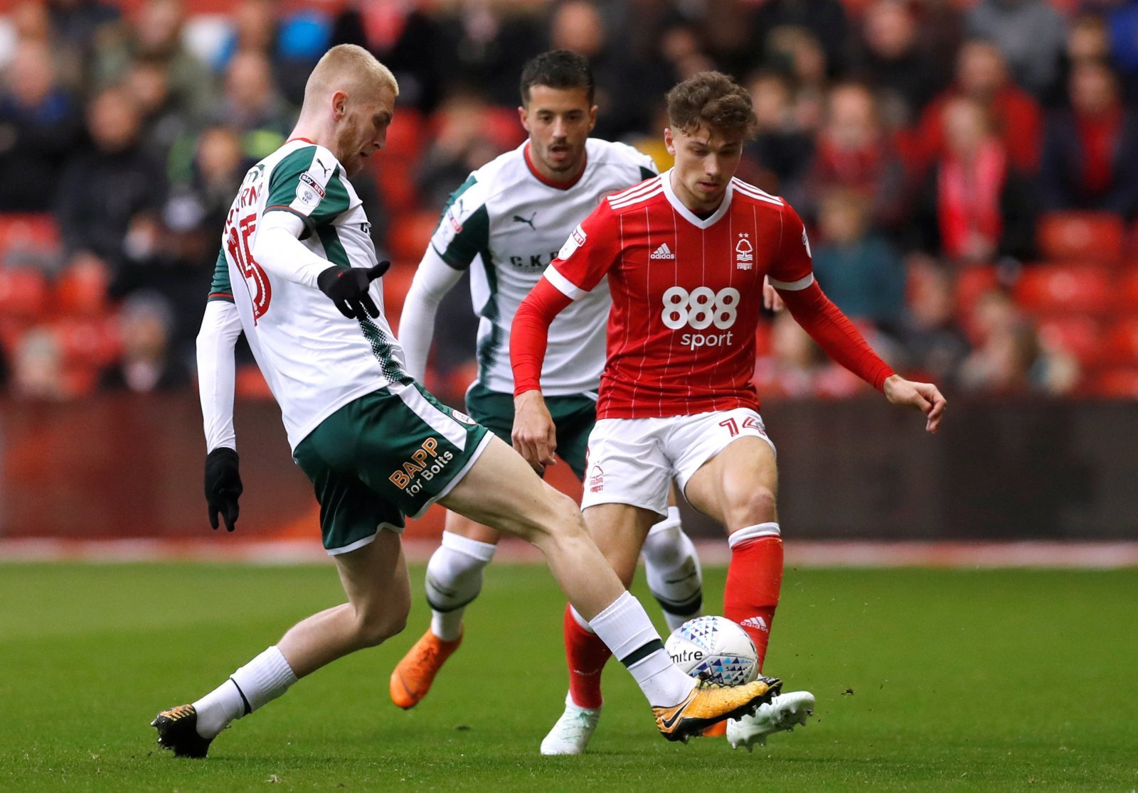 Nottingham Forest: Reds fans laud the versatile Matty Cash