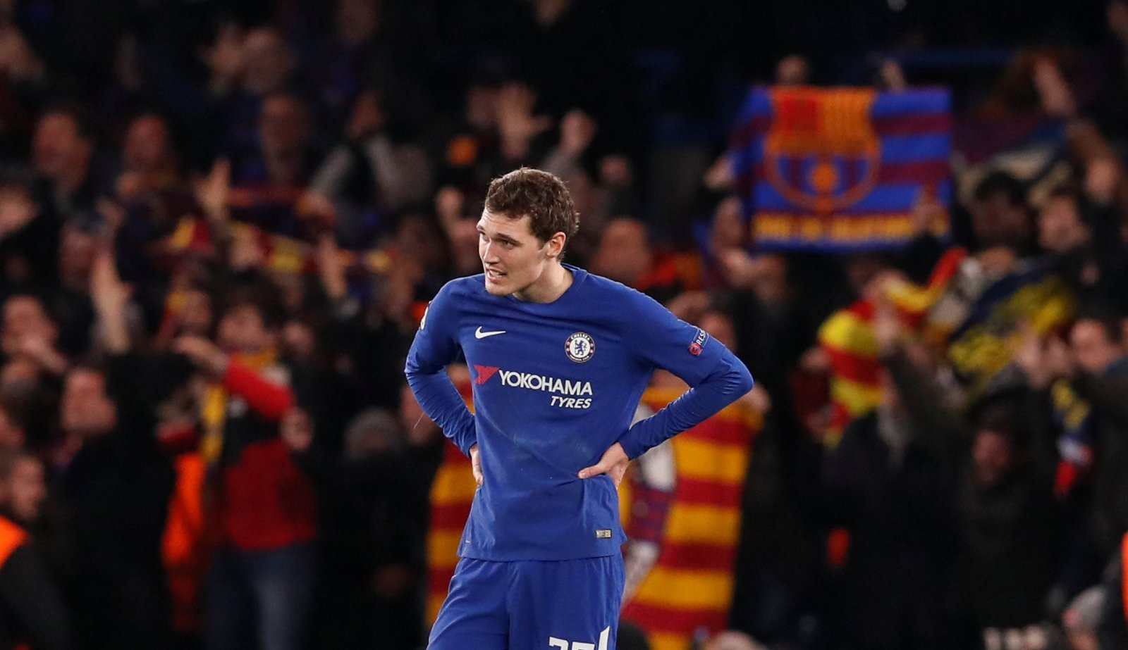 What does the future hold for Andreas Christensen at Chelsea?