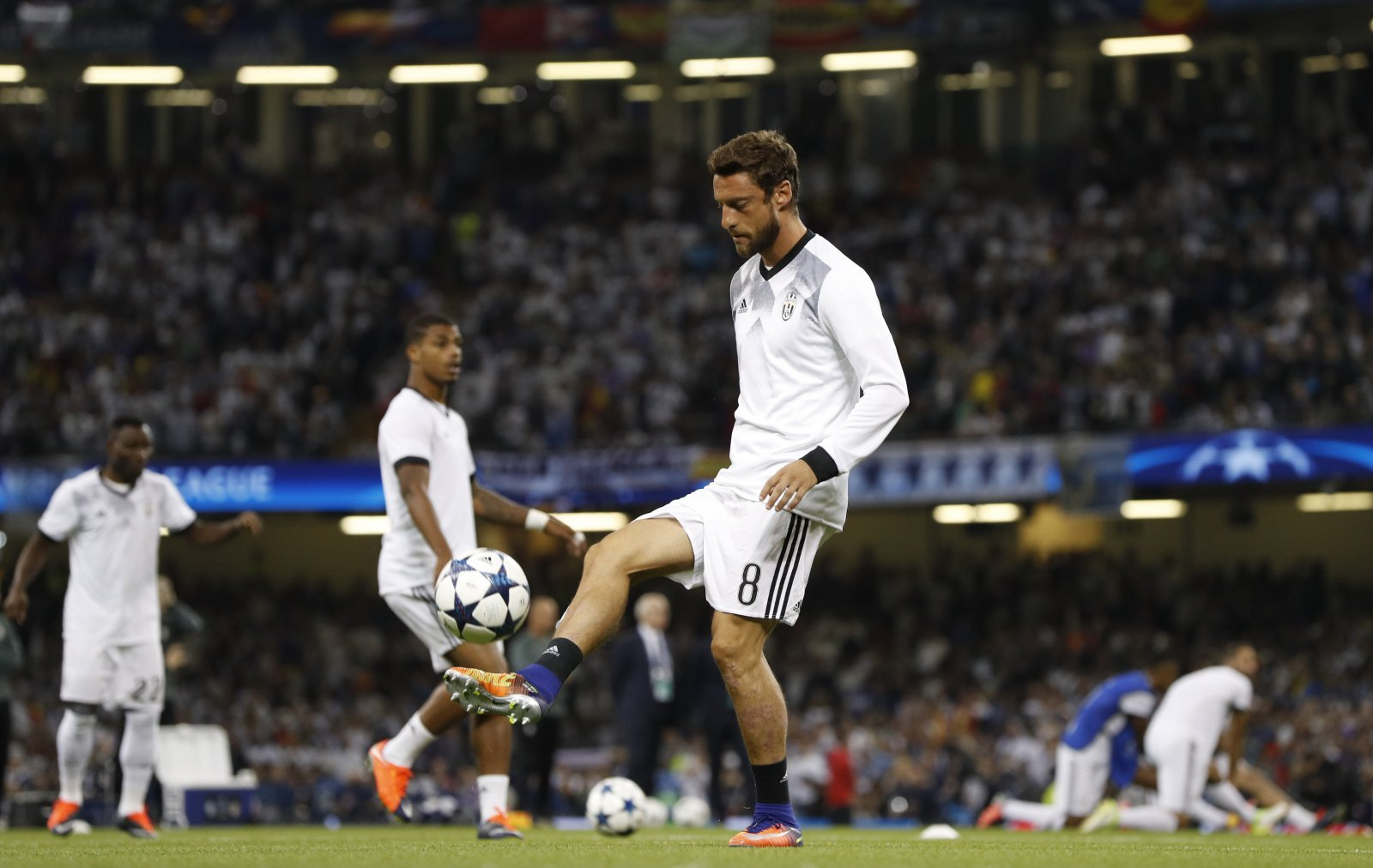 Claudio Marchisio could be a welcome squad addition for Liverpool as Klopp chases cups