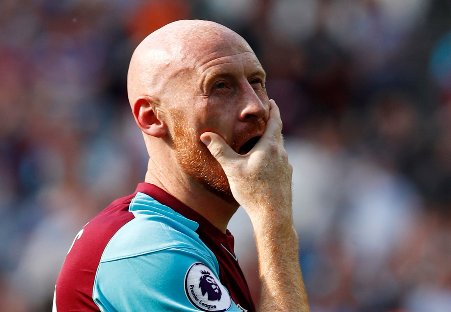 Aston Villa discuss possibility of move for James Collins
