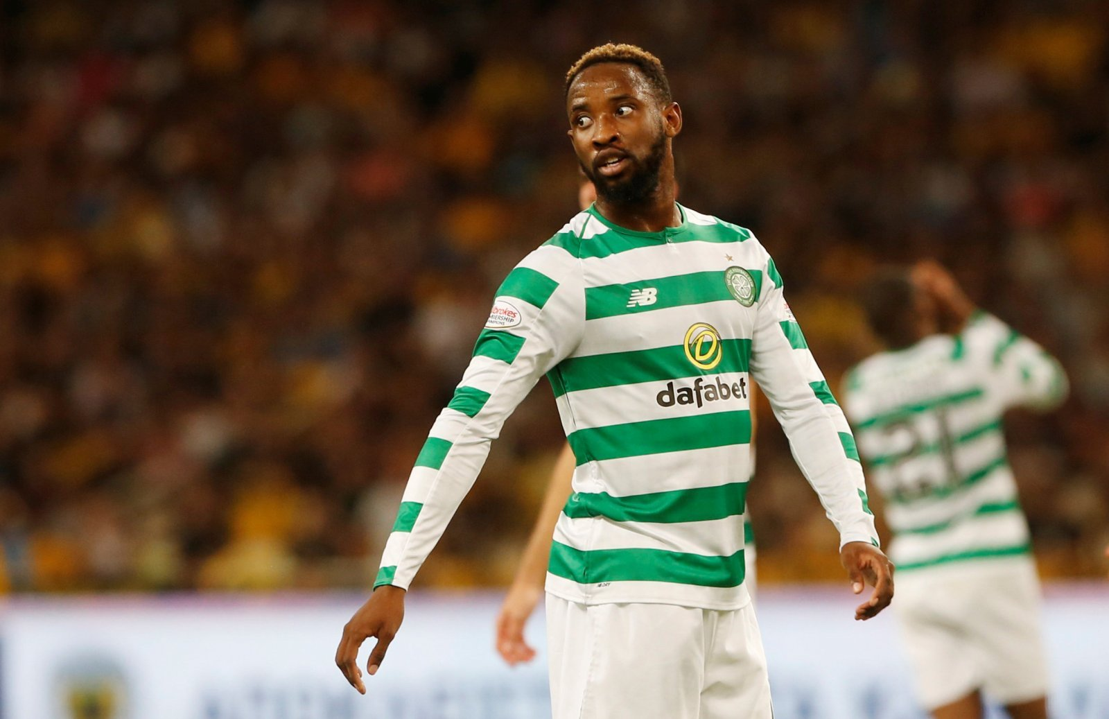 Celtic: Fans react to clip of Moussa Dembele goal