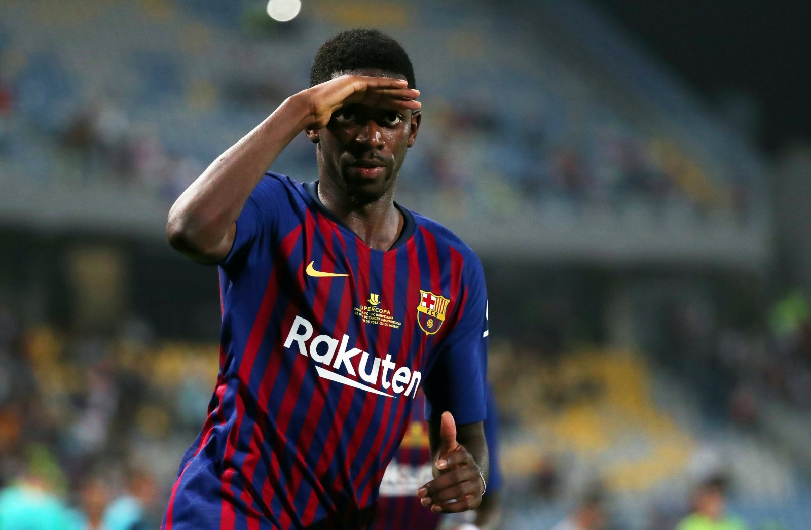 Barcelona: Fans react to Ousmane Dembele returning from injury
