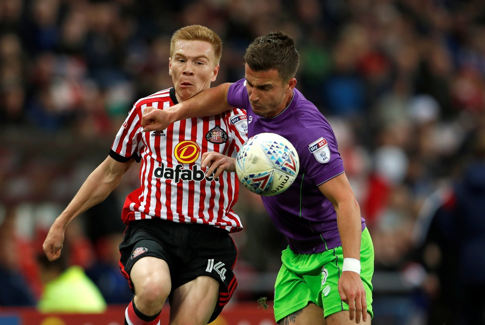 Sunderland: Play-offs would be nightmare end to Black Cats season
