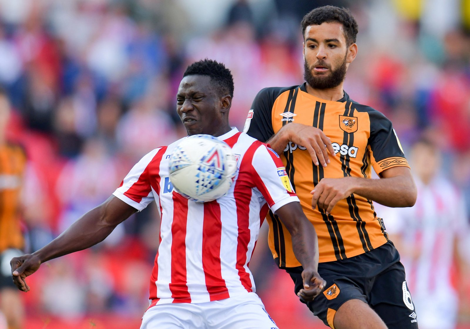 McClean shone for Stoke, but Etebo was their unsung hero in crucial Hull victory