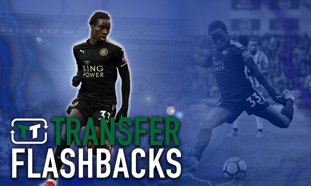 Transfer Flashbacks: Fousseni Diabate