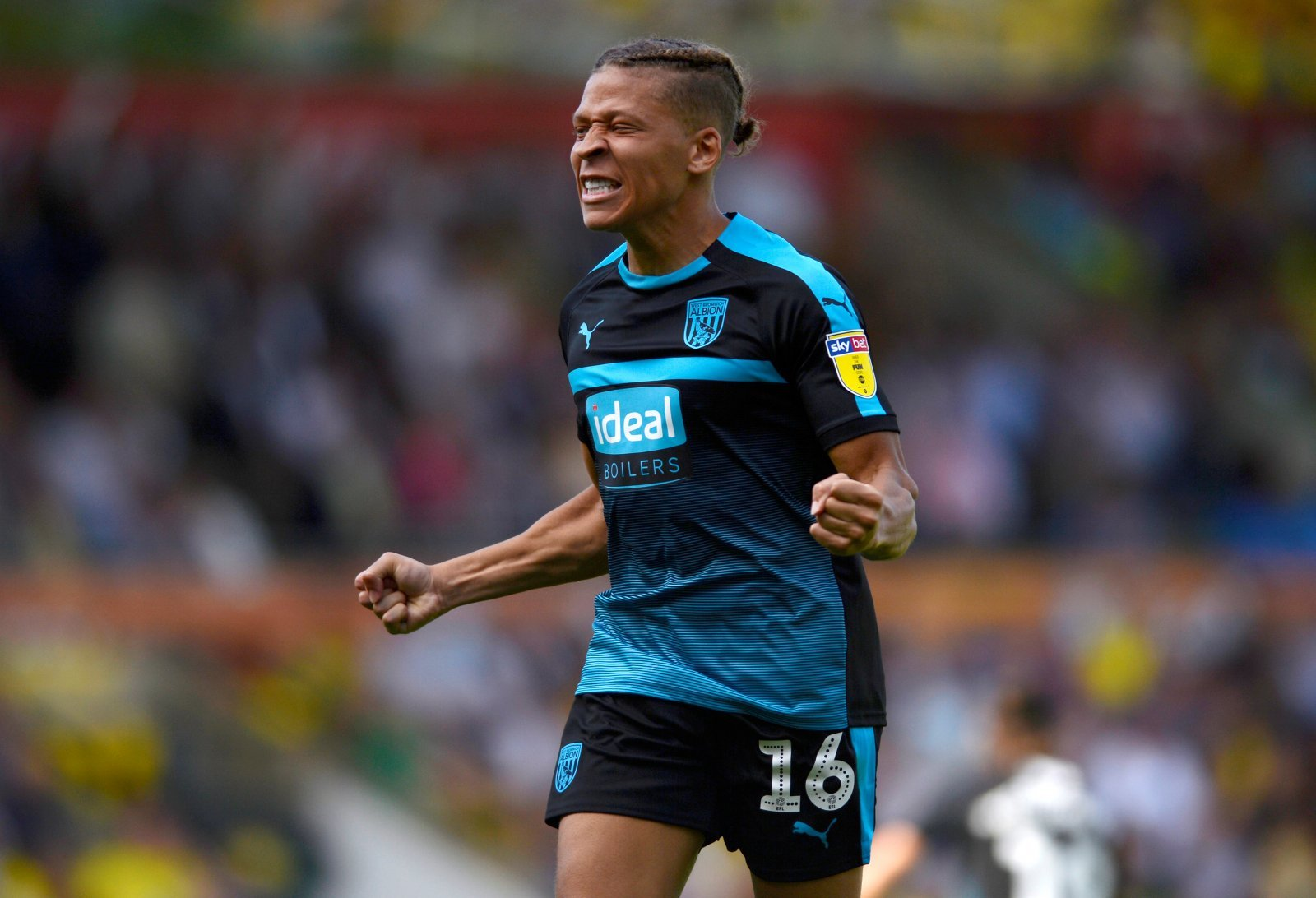 Dwight Gayle will remain at West Brom despite Chinese interest