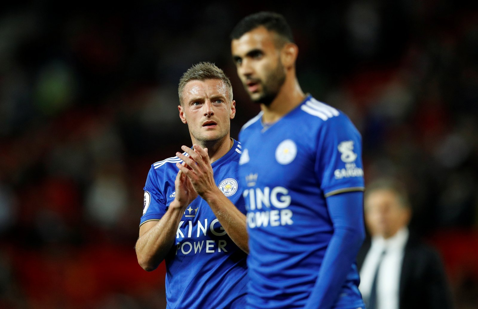 Rachid Ghezzal must start for Leicester against Southampton