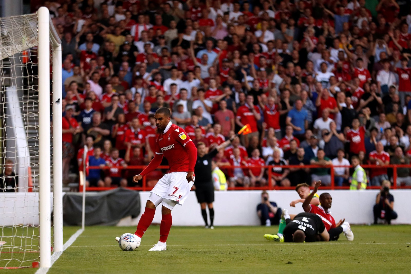 Grabban revival makes Forest one of the most dangerous teams in the league