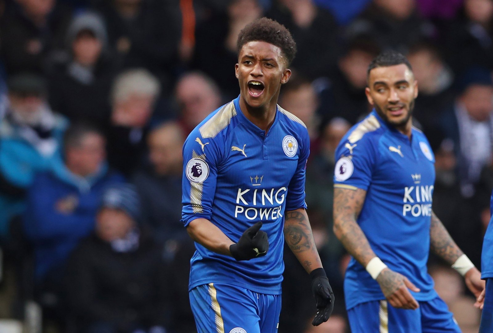 Leicester's addition of Ghezzal should prompt Southampton into Demarai Gray move