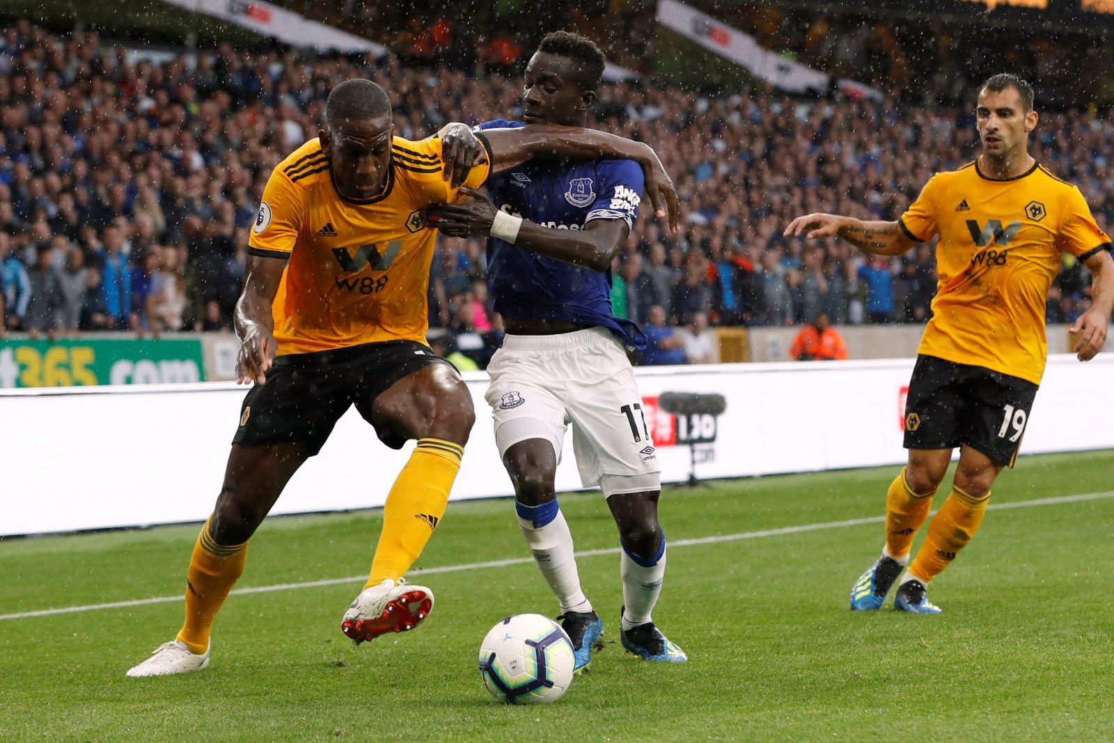 Richarlison may have dazzled for Everton, yet Idrissa Gueye was their unsung hero in Wolves draw
