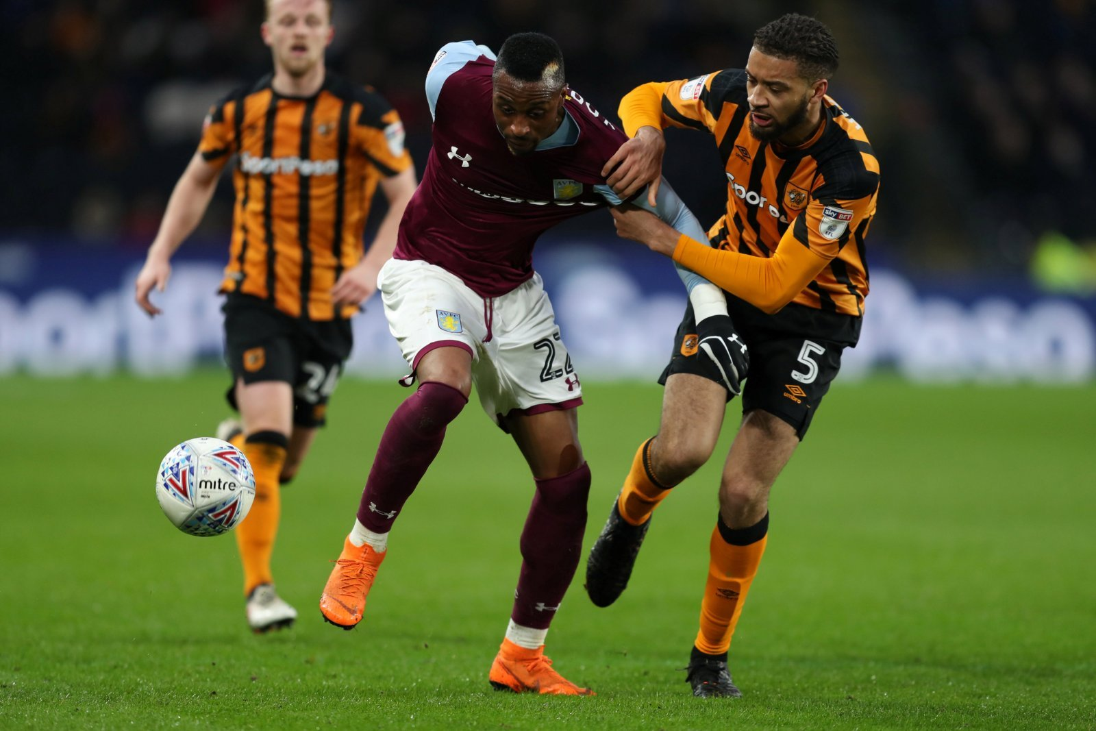 Sheffield Wednesday should target Michael Hector today