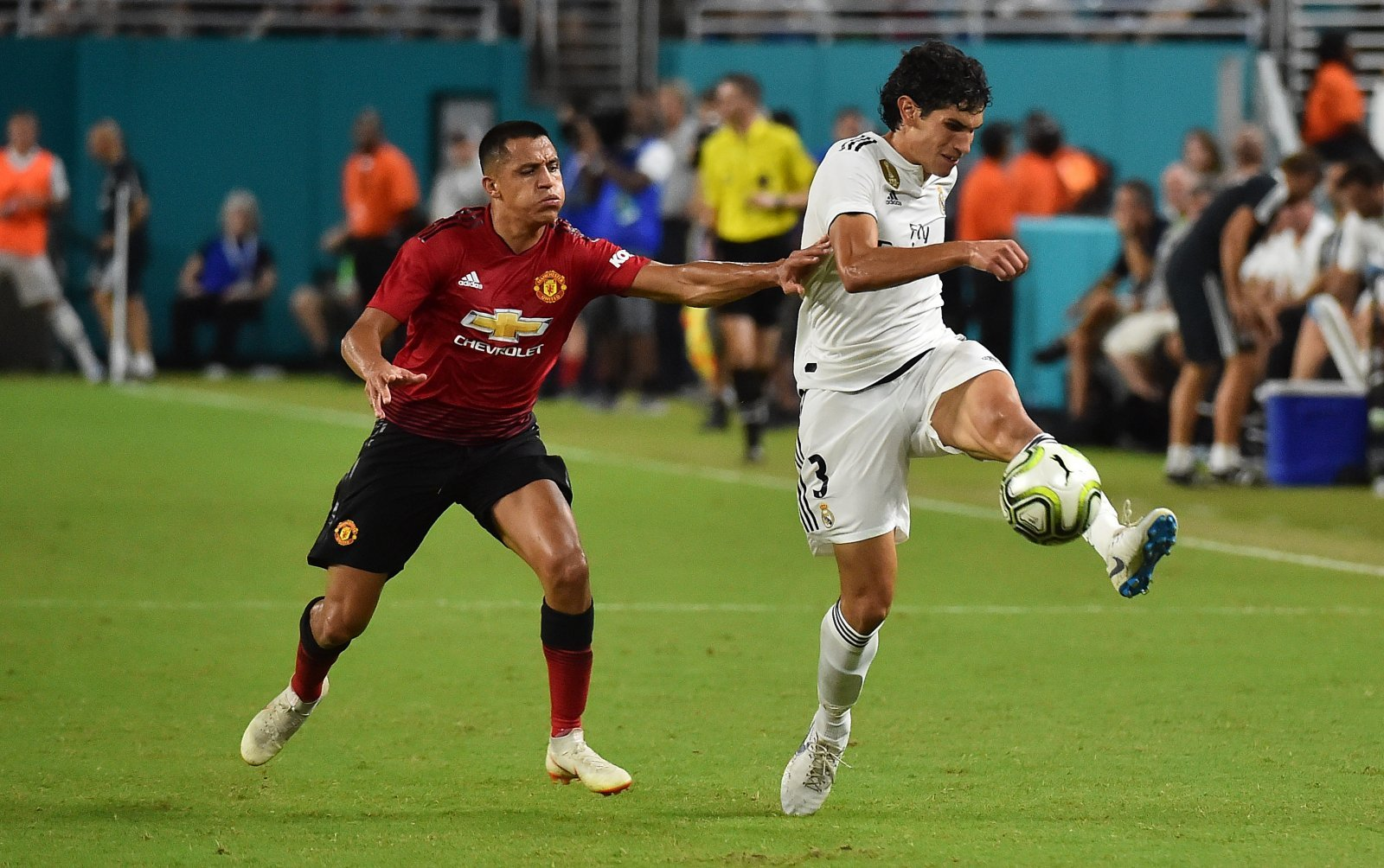 Defensively, Everton could improve by signing Jesus Vallejo