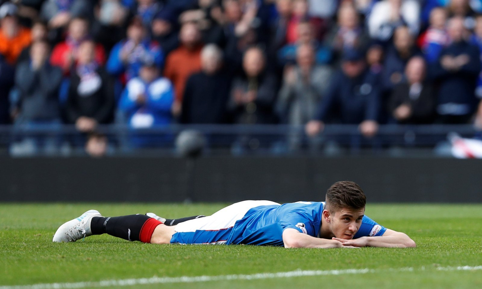 Letting Declan John leave earlier this summer could prove to be a big mistake by Gerrard