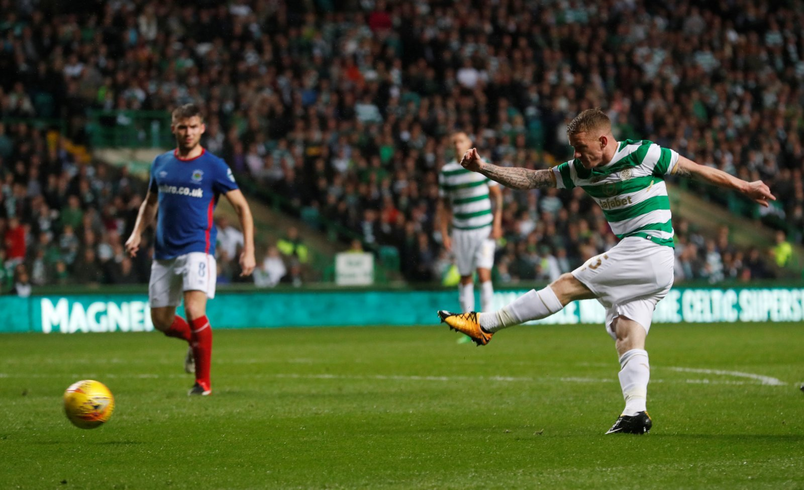 Jonny Hayes must get back up to speed quickly for Celtic