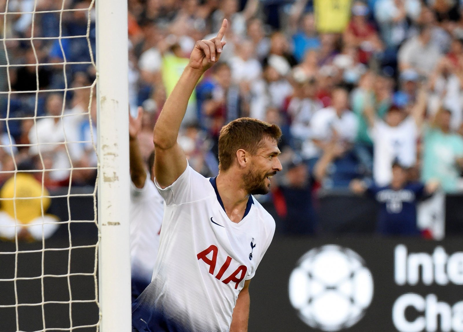 Opening fixture shows Fernando Llorente may not be a part of Pochettino's plans