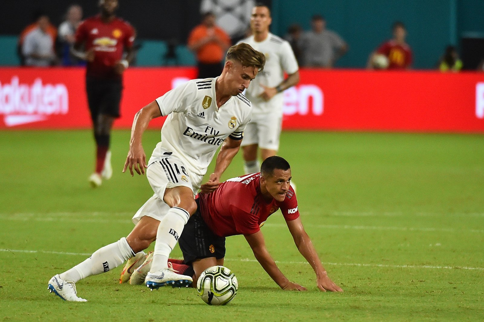 Tottenham should be looking at Marcos Llorente to reinforce their midfield