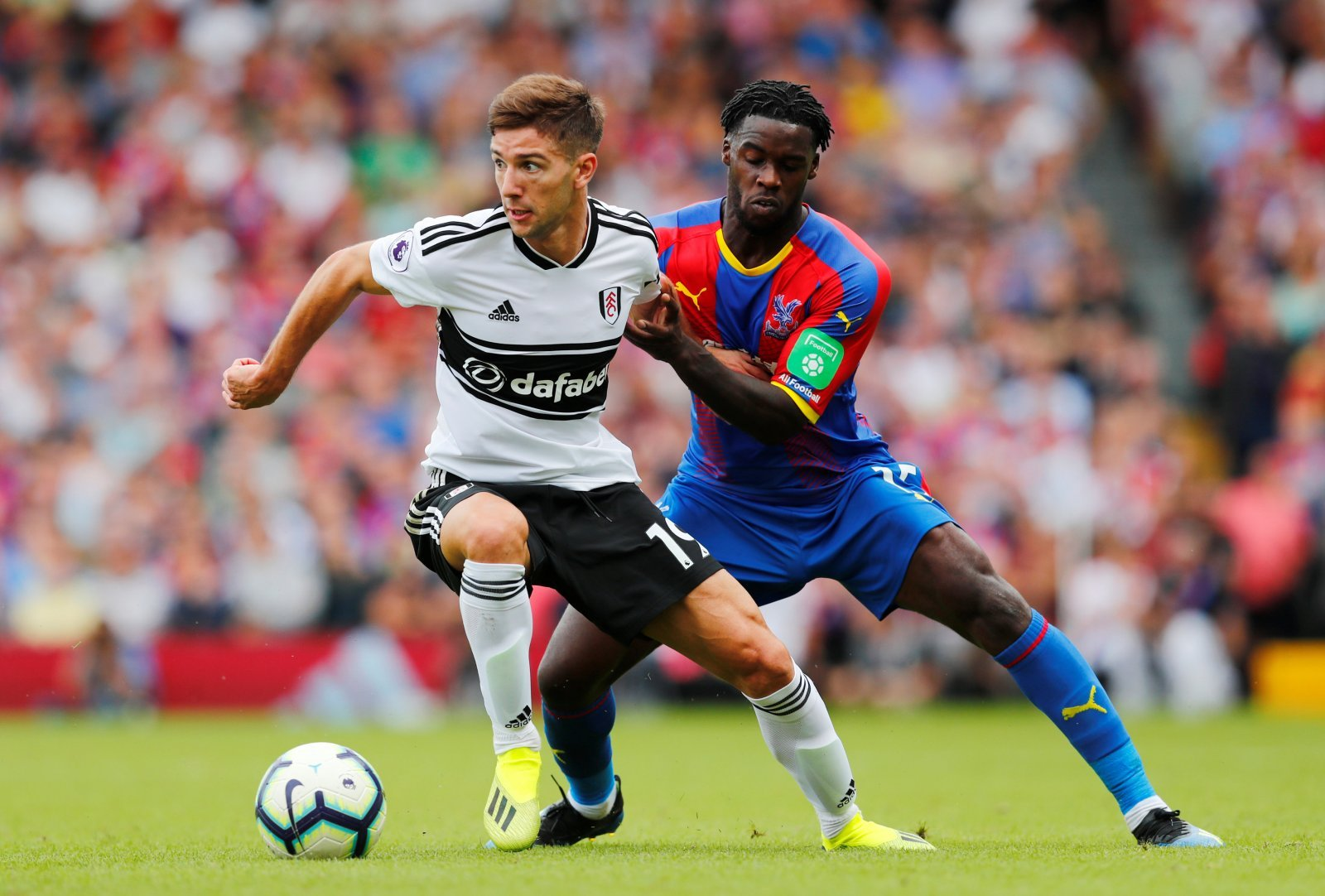 Luciano Vietto is showing his quality on-loan with Fulham