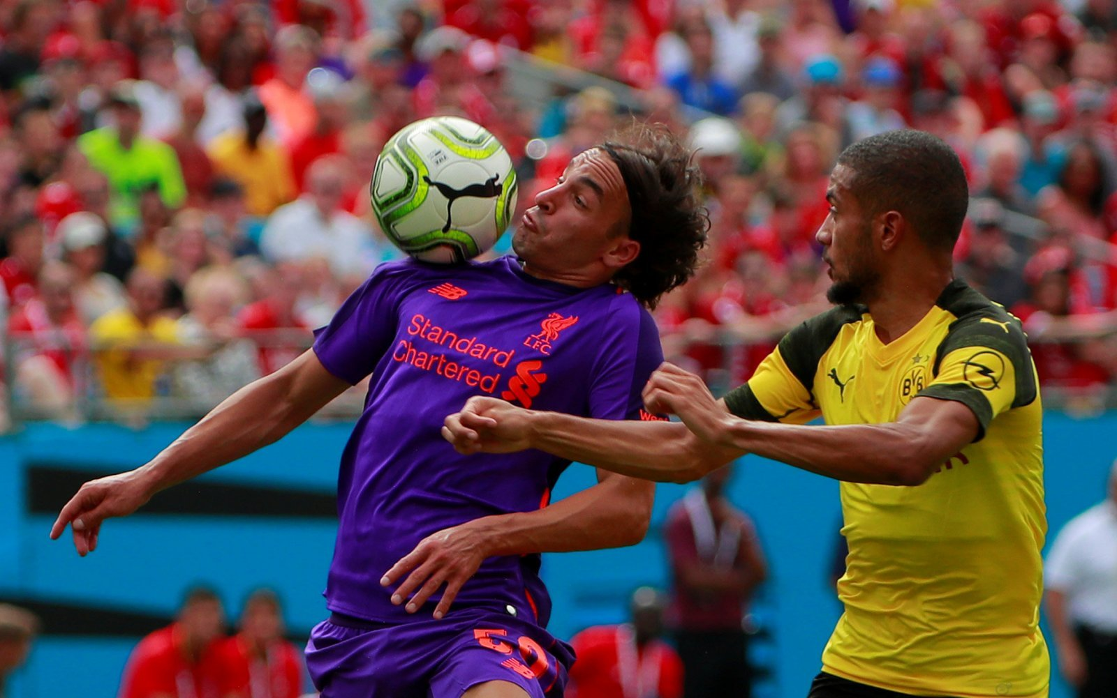 Palace could add much needed depth by signing Markovic