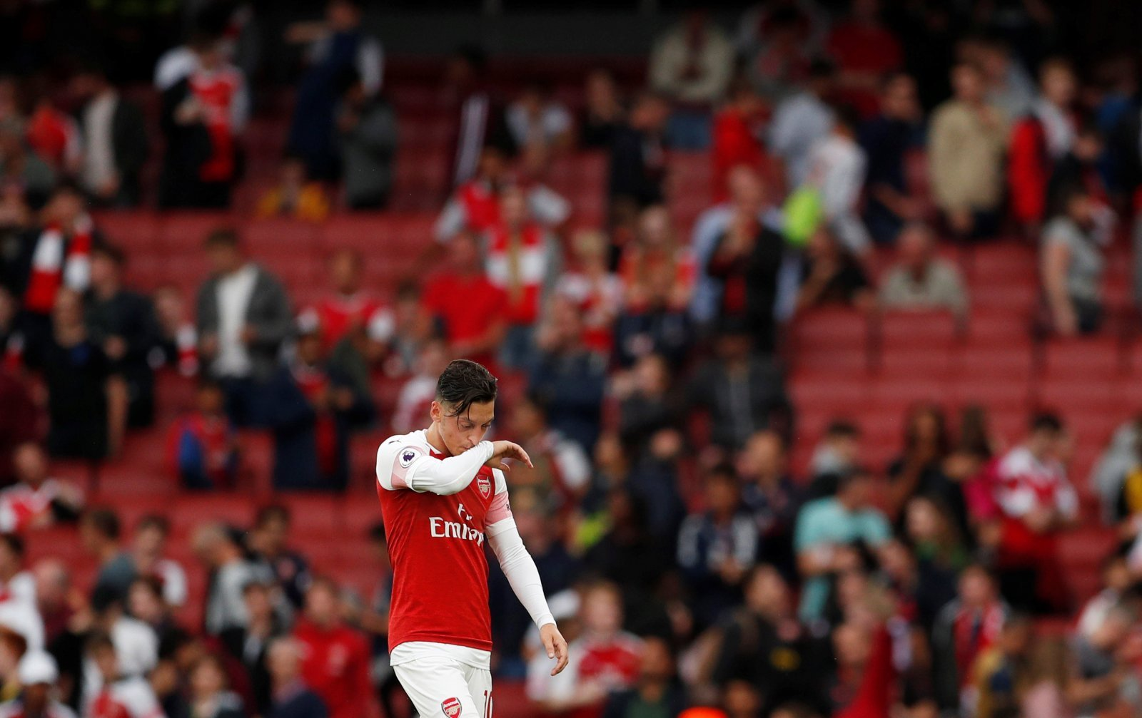 James Rodriguez is the player Arsenal wish Mesut Ozil could grow to be