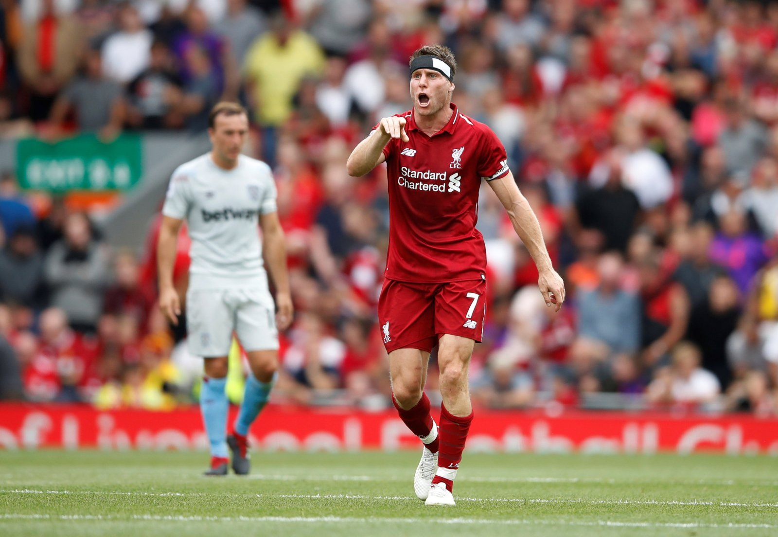 Mane may have shone for Liverpool, but James Milner was their best player against West Ham