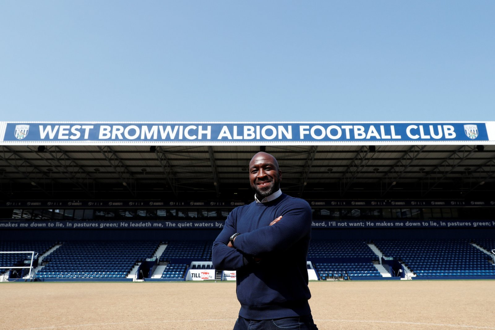 Gayle fires on all cylinders, enjoy unbeaten run: West Brom's dream September