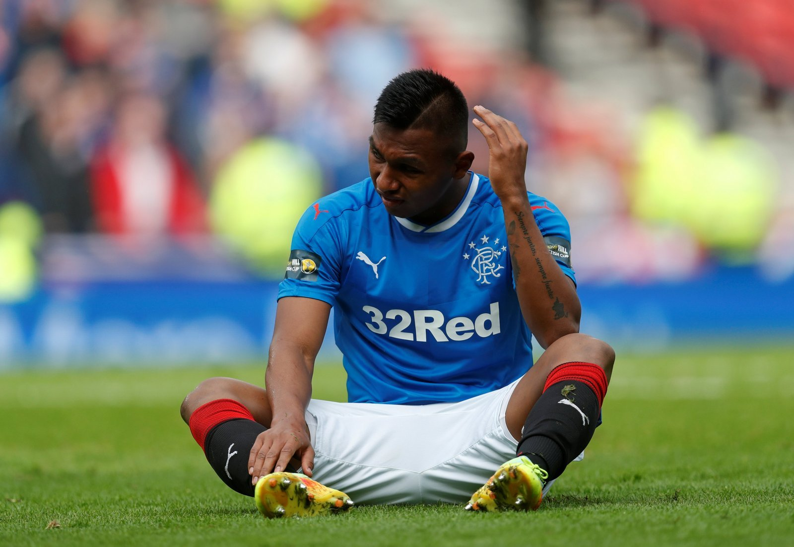 Rangers simply have to retain Alfredo Morelos to call the summer a success