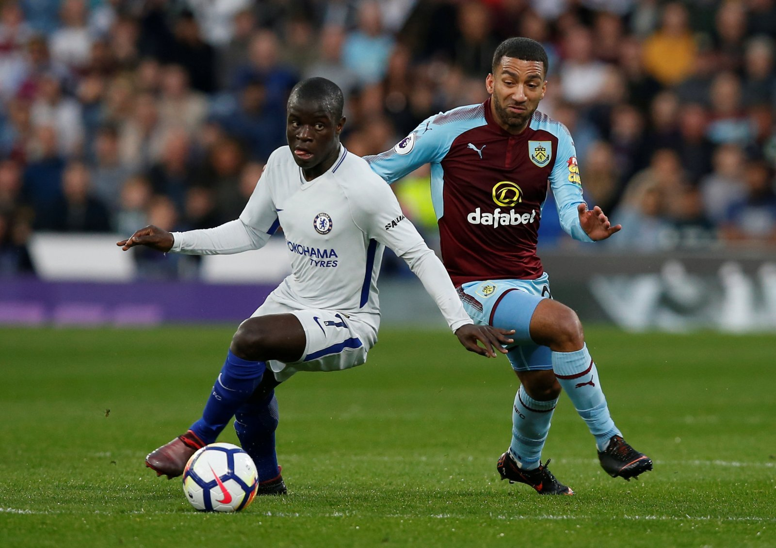 Sarri simply has to get Kante back to doing what he does best to get Chelsea season back on track