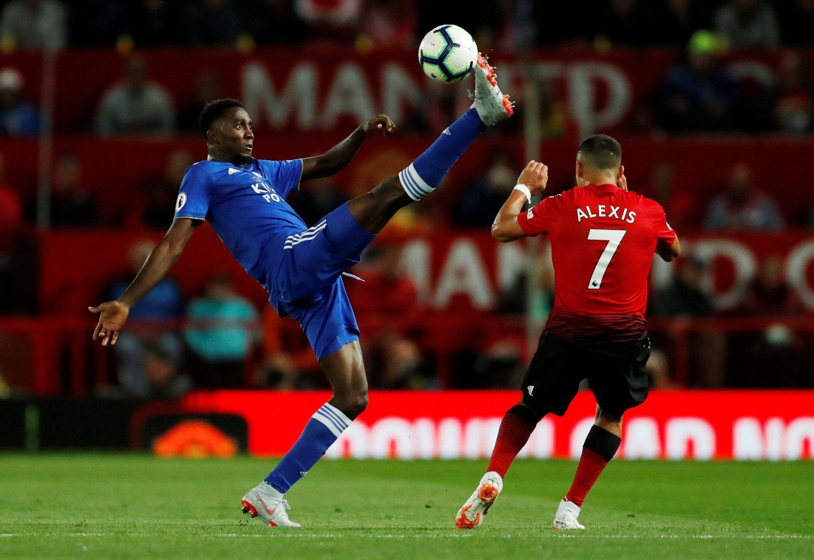 Wilfred Ndidi would be the anarchy amidst Manchester City's artistry