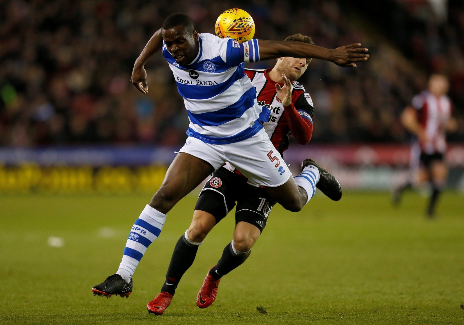 Celtic must seek to make a move for free agent Nedum Onuoha
