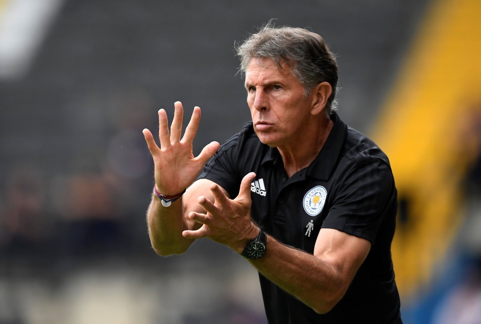 Leicester City fans on Twitter far from impressed with Puel's first year in charge