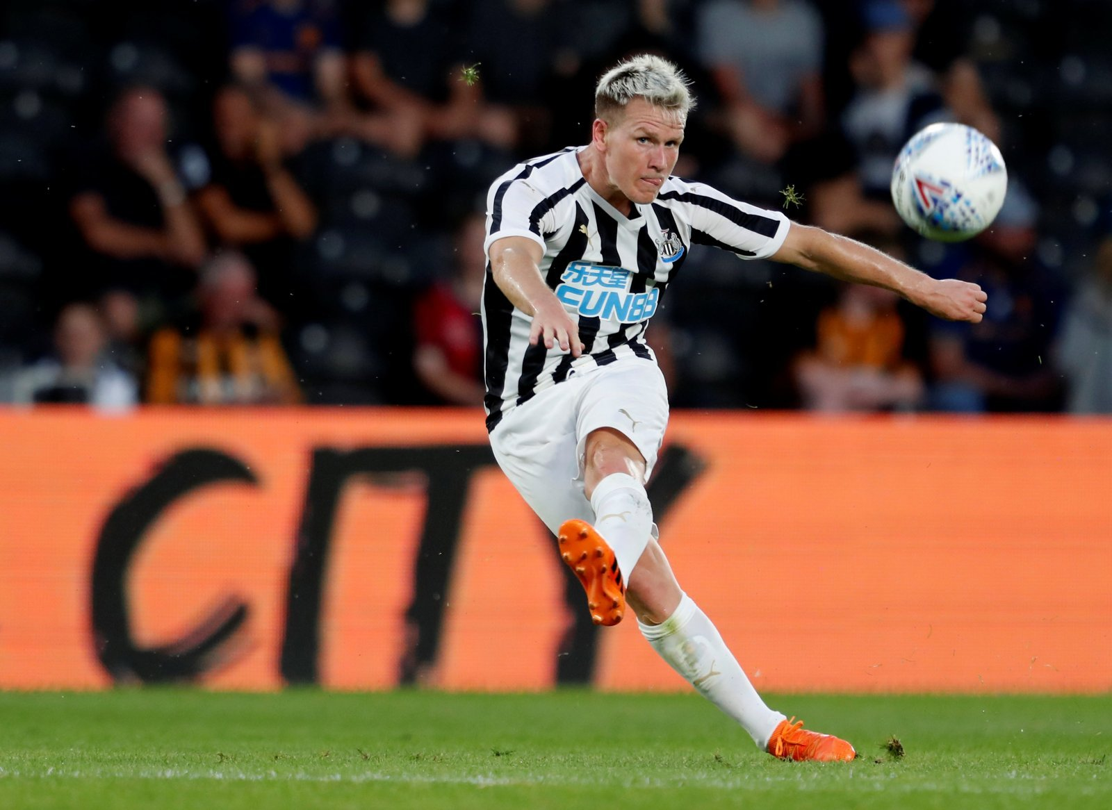 Rondon signed: Now it's even more imperative that Newcastle retain Matt Ritchie