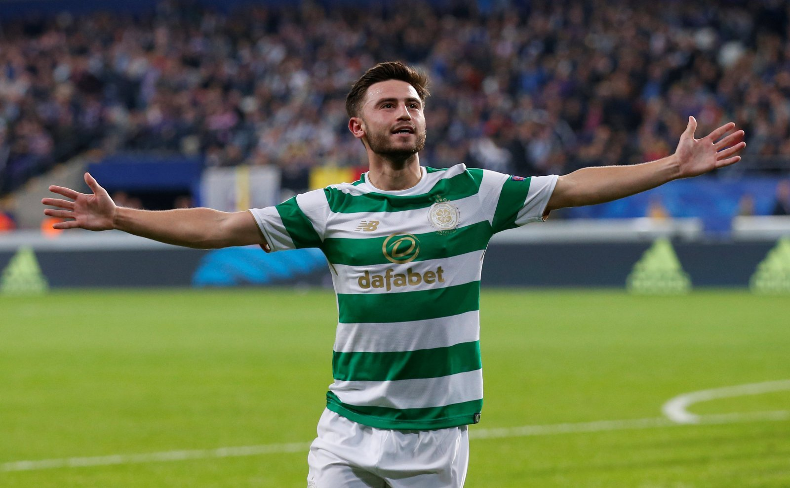 Patrick Roberts won't be making Celtic return, much to the disappointment of many fans