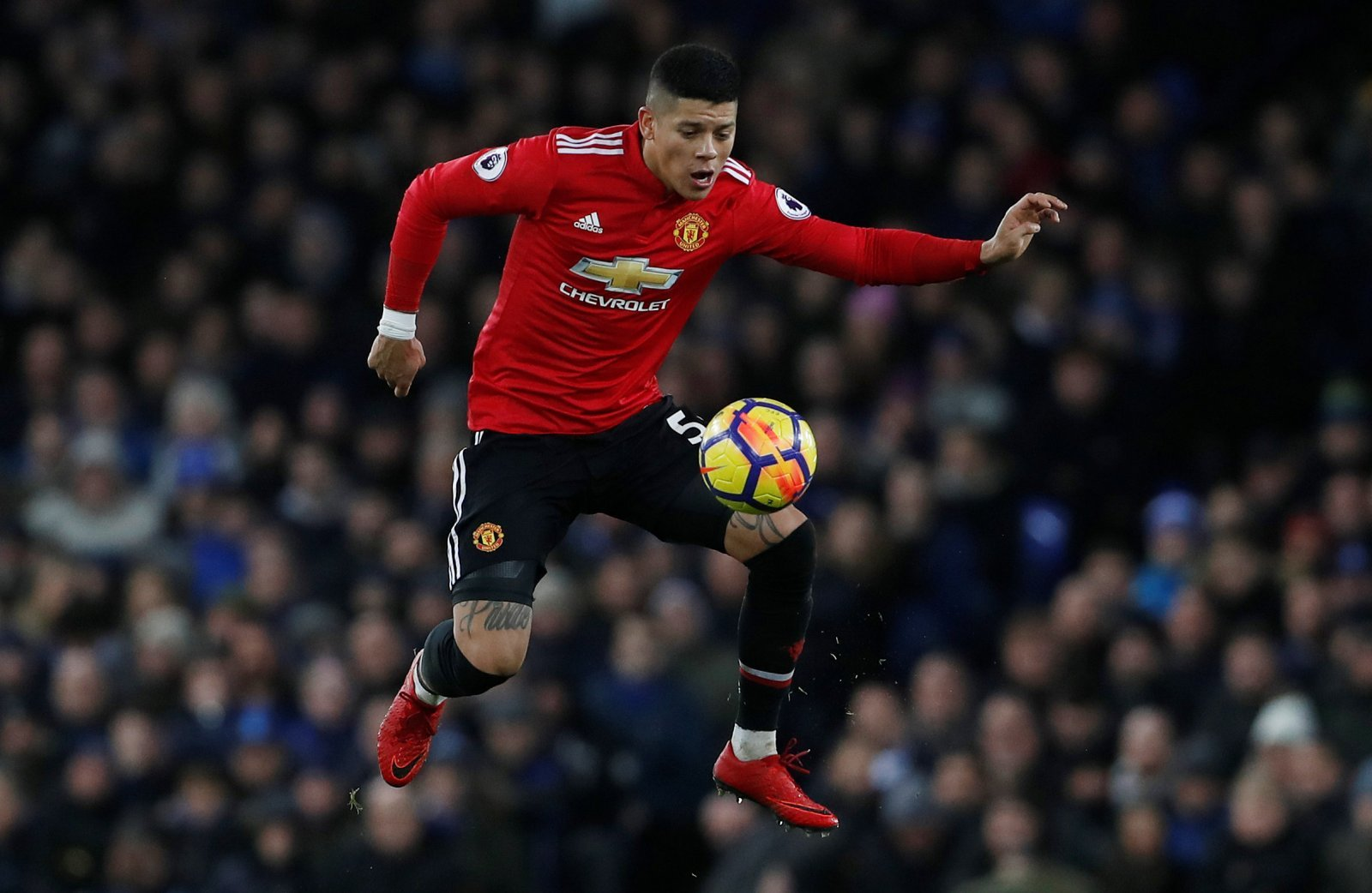 Rojo is the centre-back Southampton need to sign in January