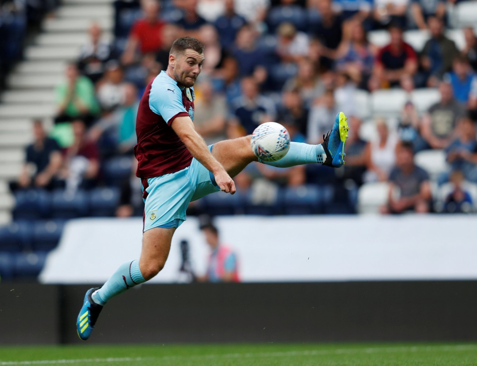 Sam Vokes could be the man to fire Stoke City into promotion contention