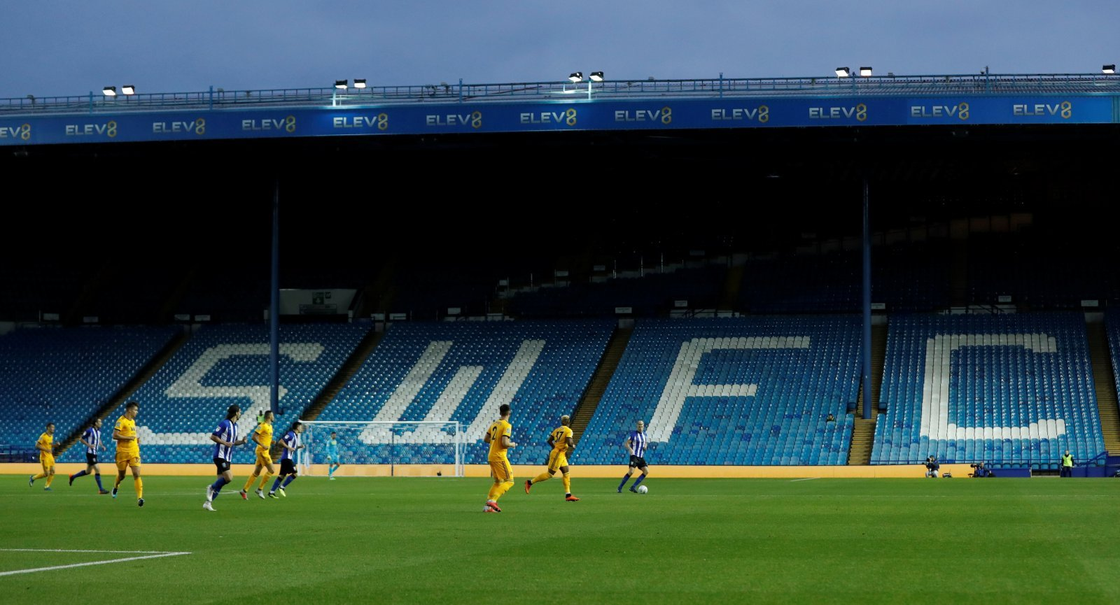 Sheffield Wednesday fans react to their club's efforts on deadline day
