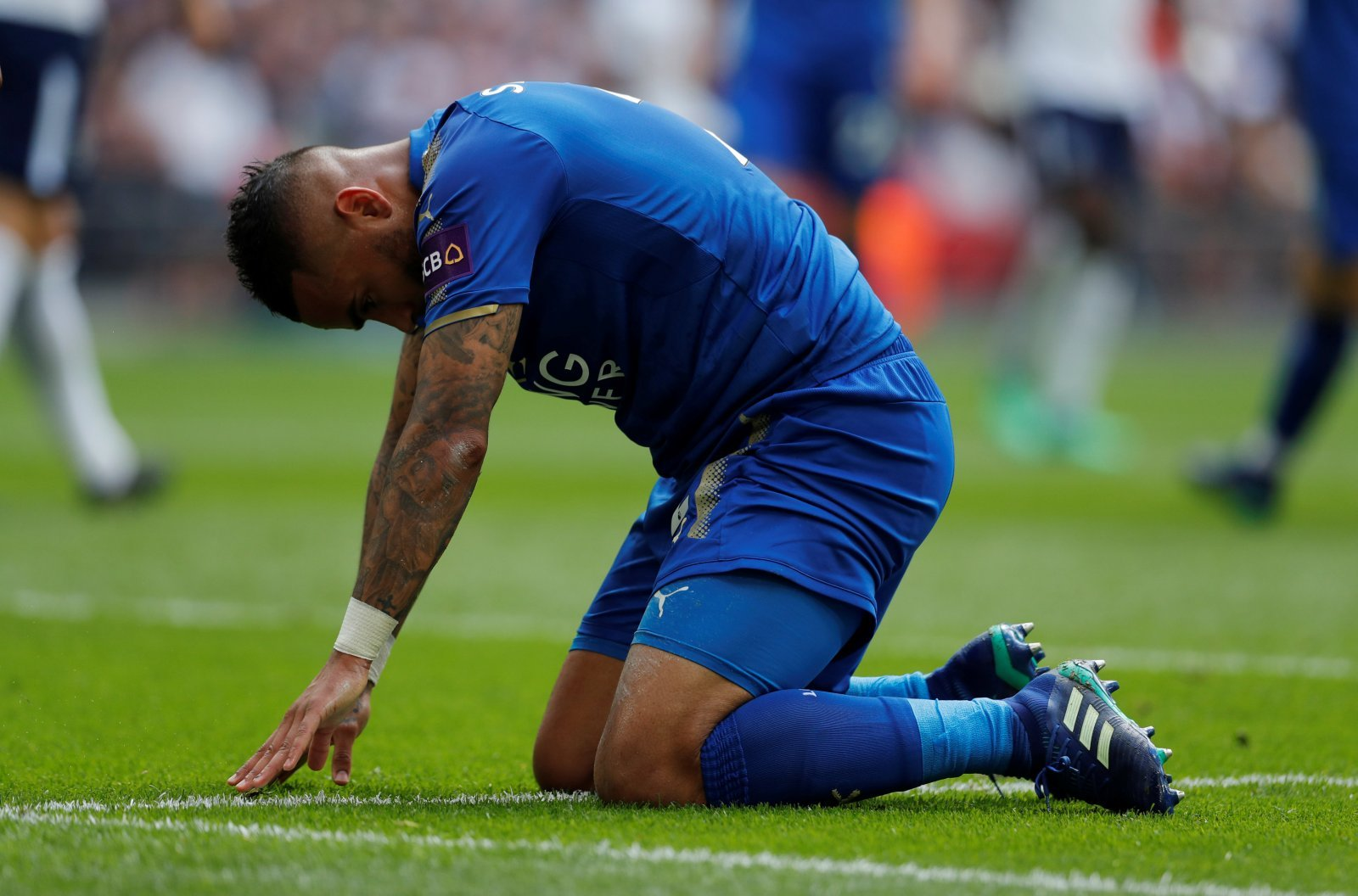 What does the future hold for Leicester City's Danny Simpson?