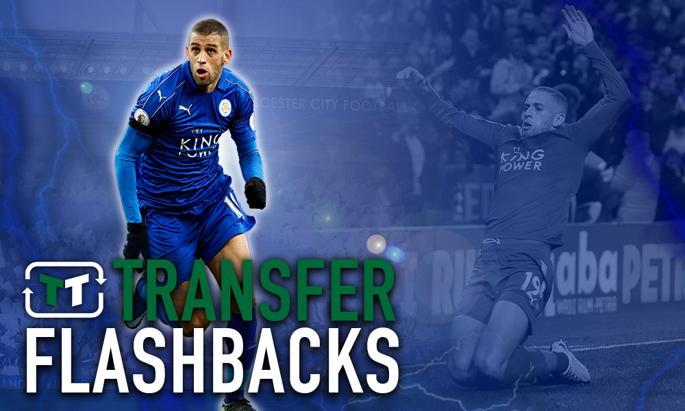 Transfer Flashbacks: Islam Slimani
