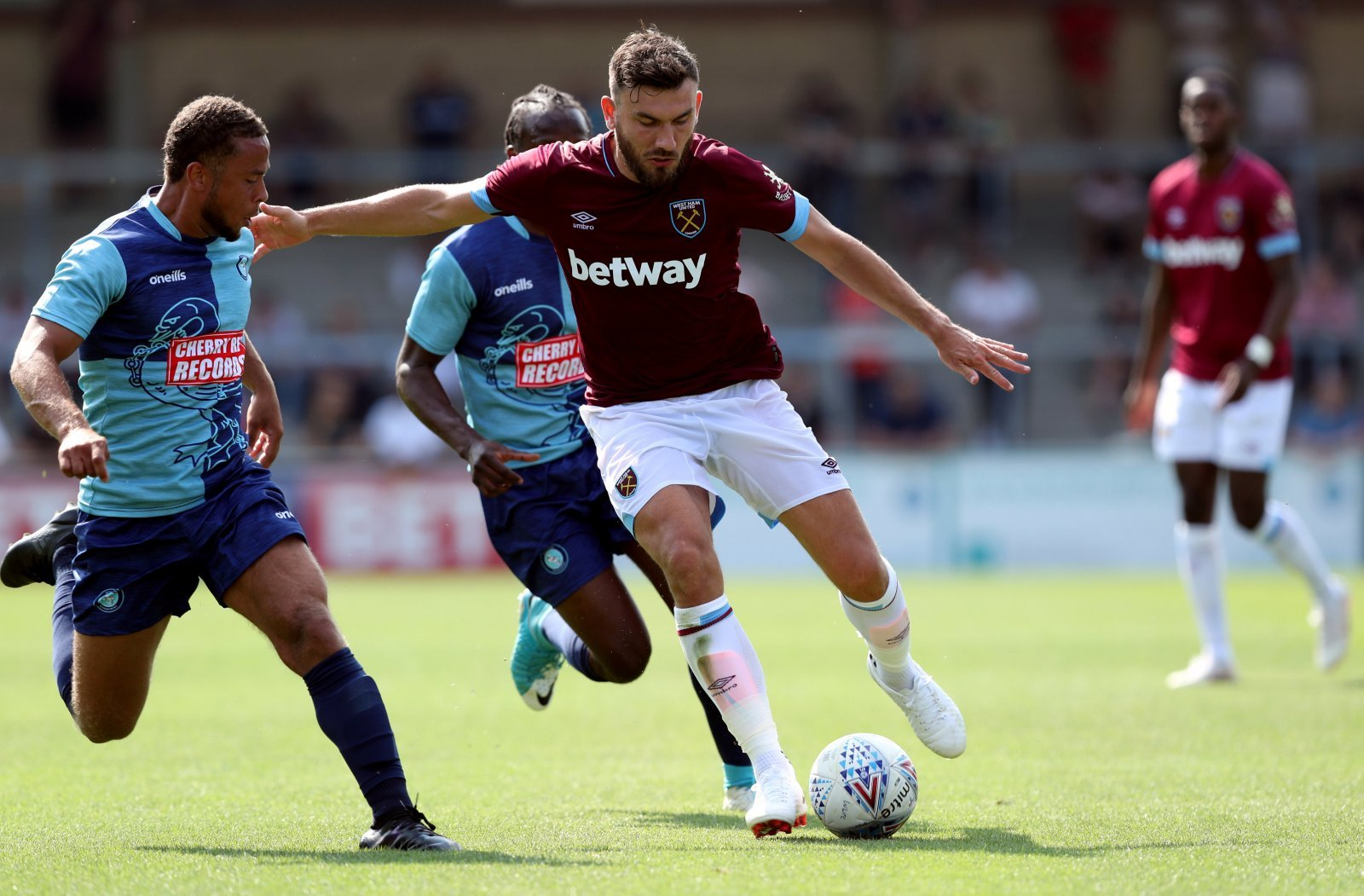Robert Snodgrass has impressed Manuel Pellegrini