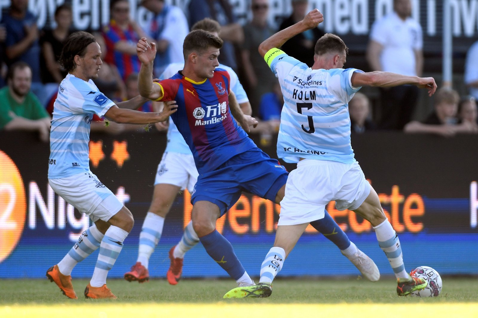 Benteke must watch his back with Sorloth eager to succeed