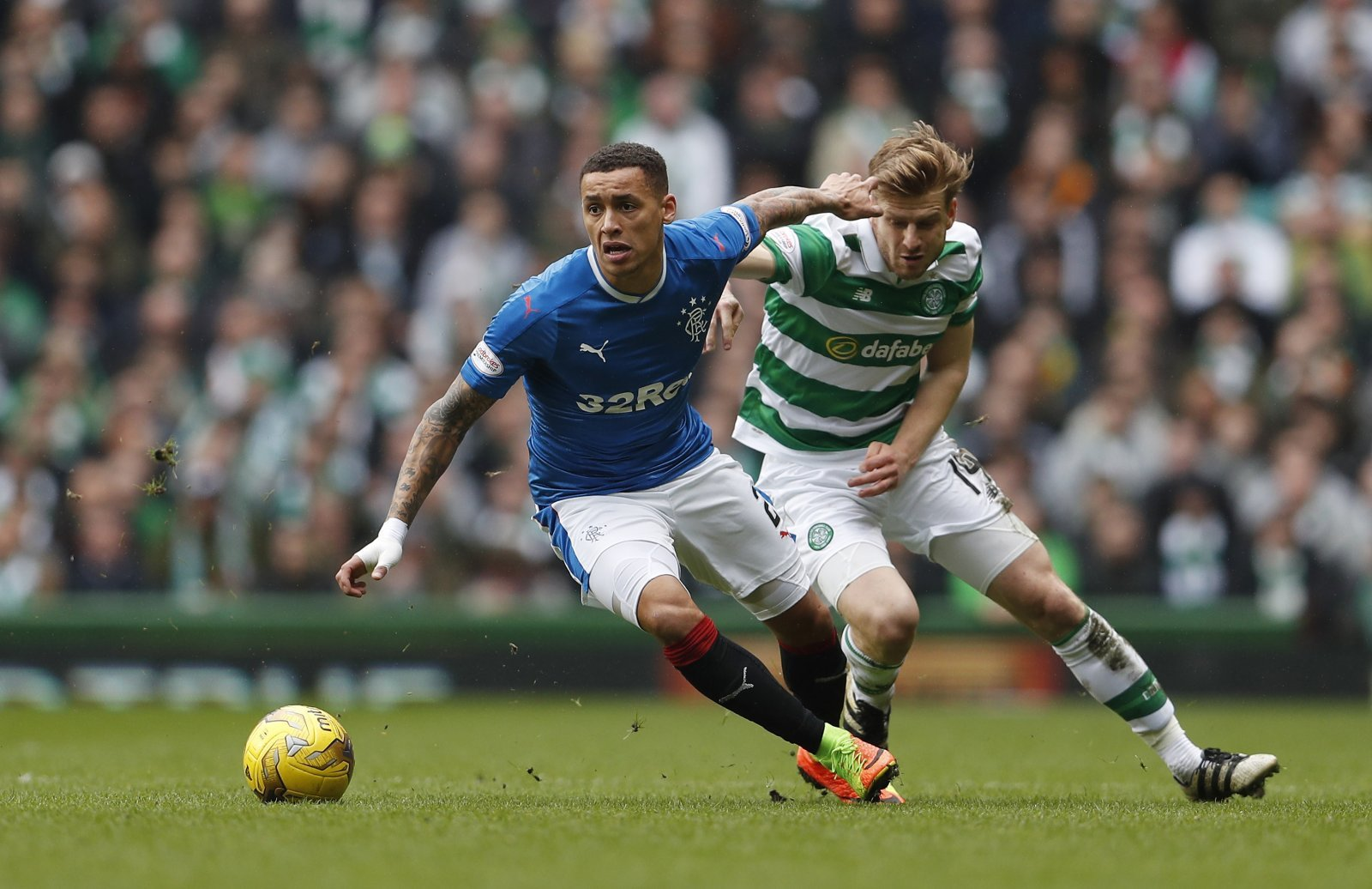 Rangers fans on Twitter loving life with Tavernier at the top of his game