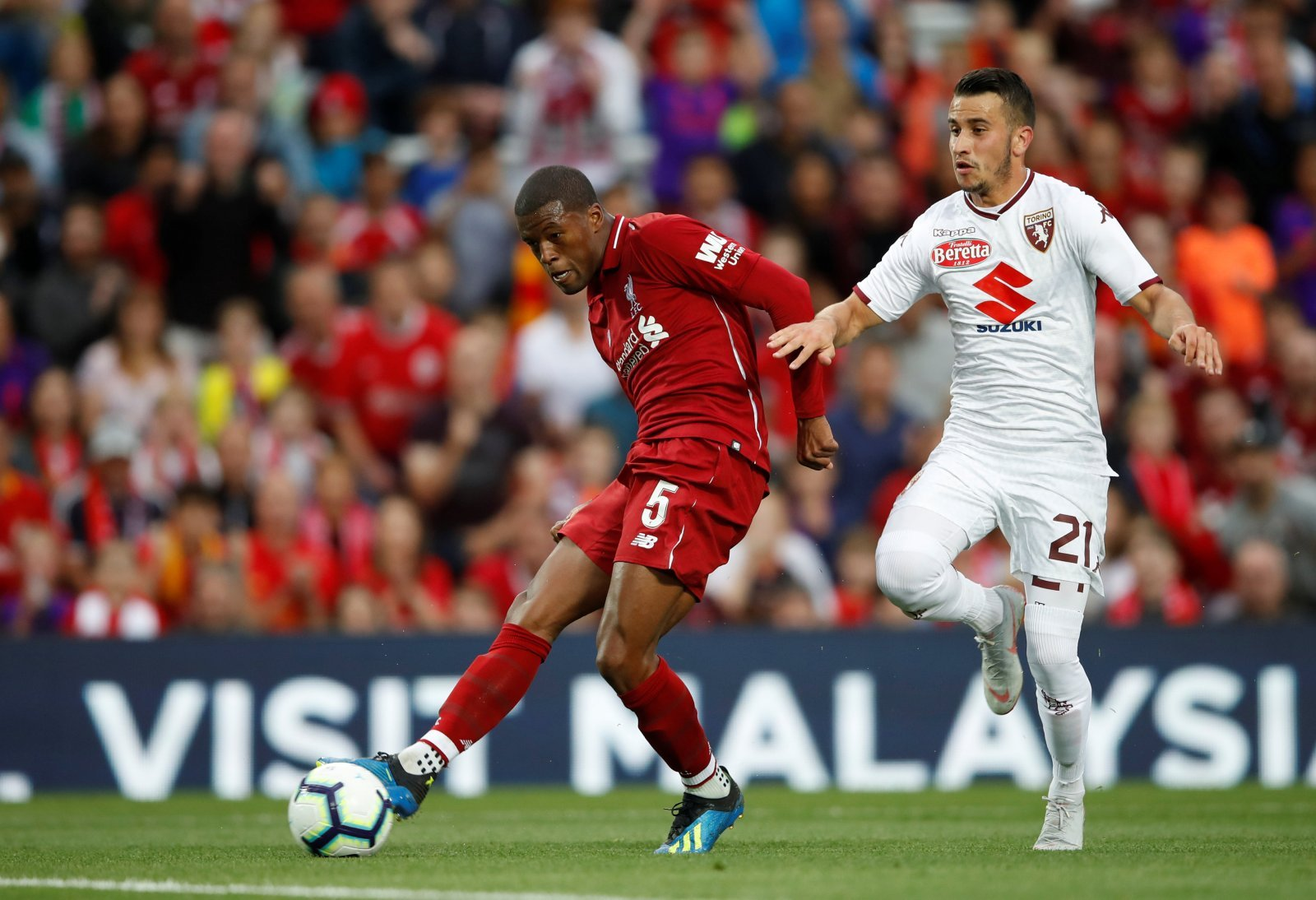 Gini Wijnaldum can help Liverpool forget about Nabil Fekir's failed move