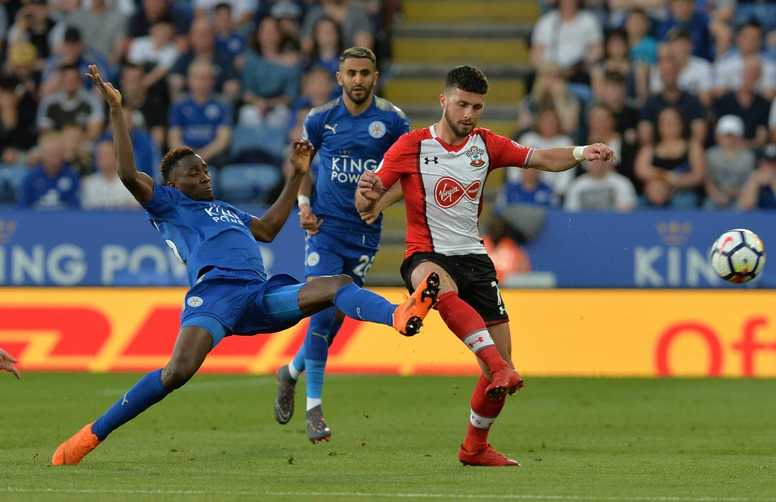 Manchester United should swoop on Leicester to sign this ball winning midfield ace