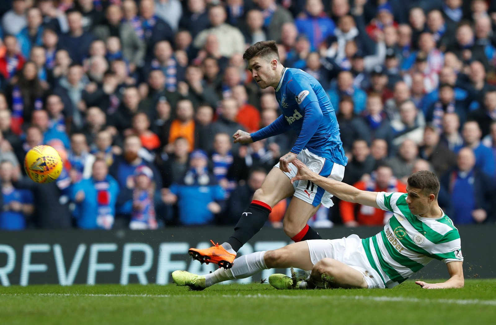Josh Windass is spot on: Rangers should have got more than £2.5m for his services