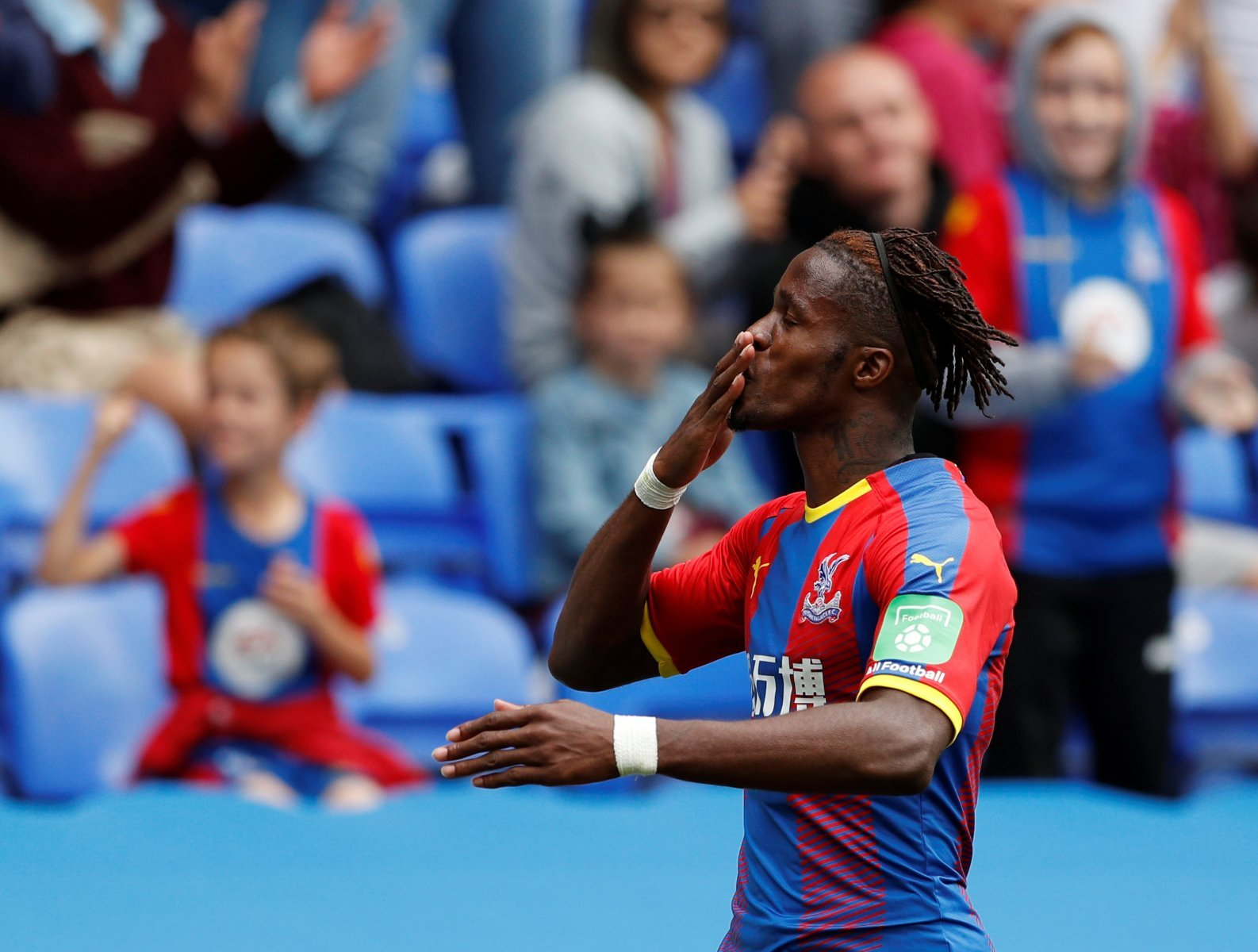 Zaha interest should remain strong for Tottenham right up until January