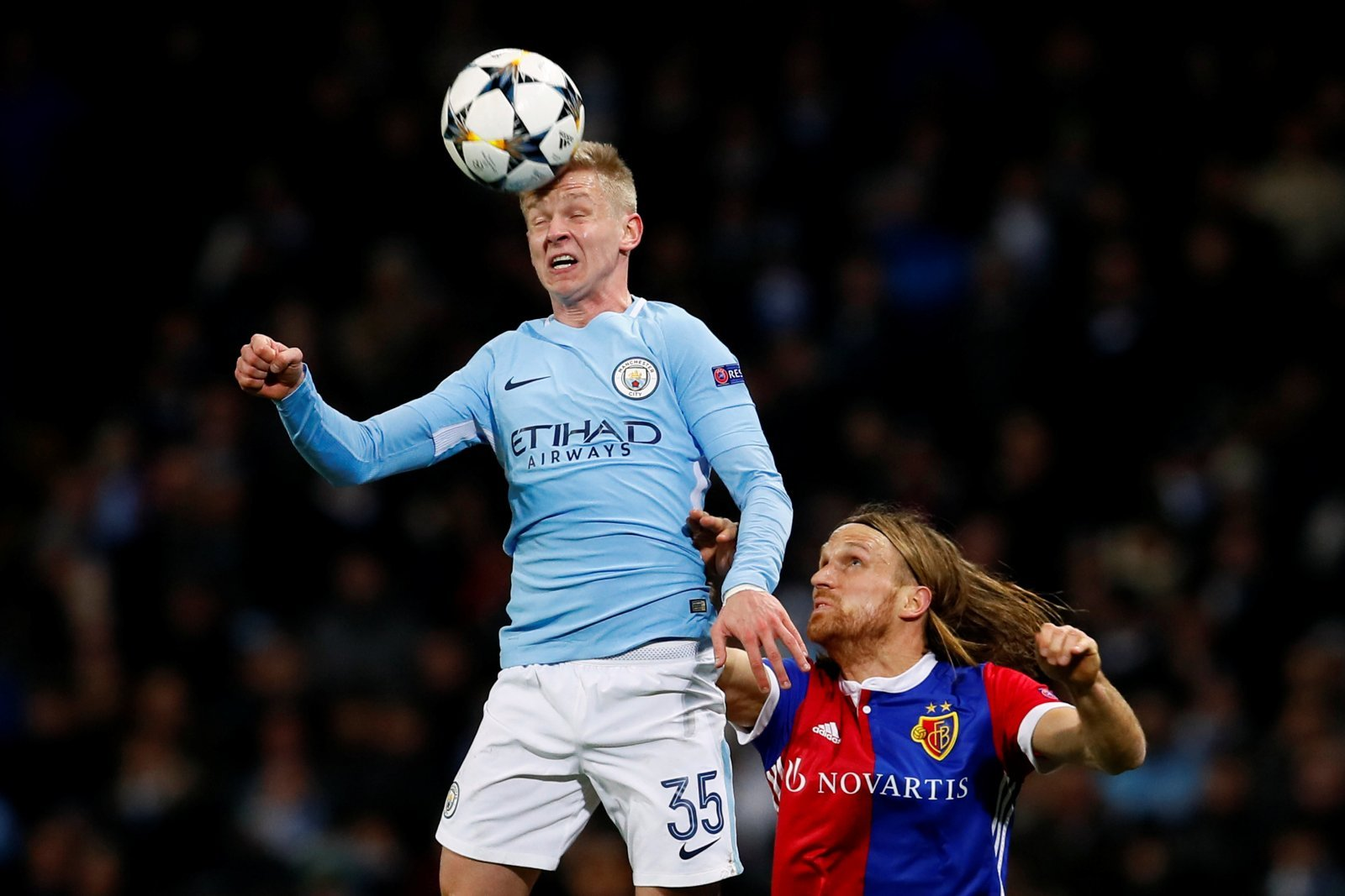 Zinchenko is another City star Celtic must bring to Scotland