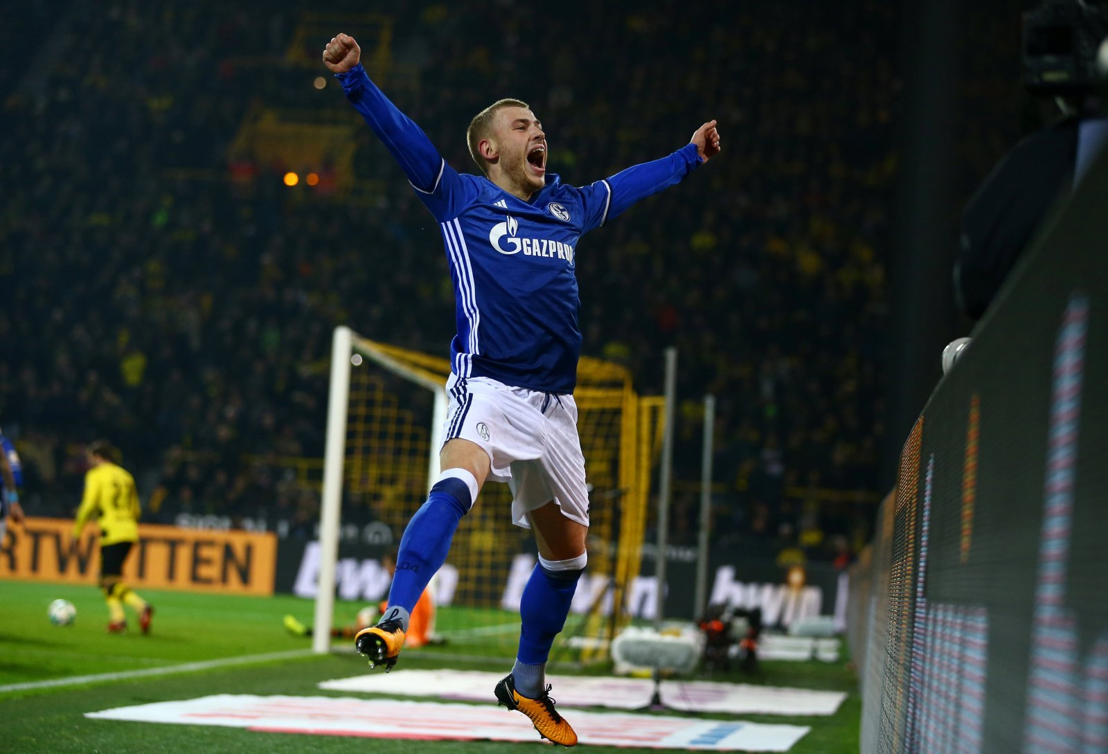 Max Meyer the kind of gamble worth taking for Crystal Palace