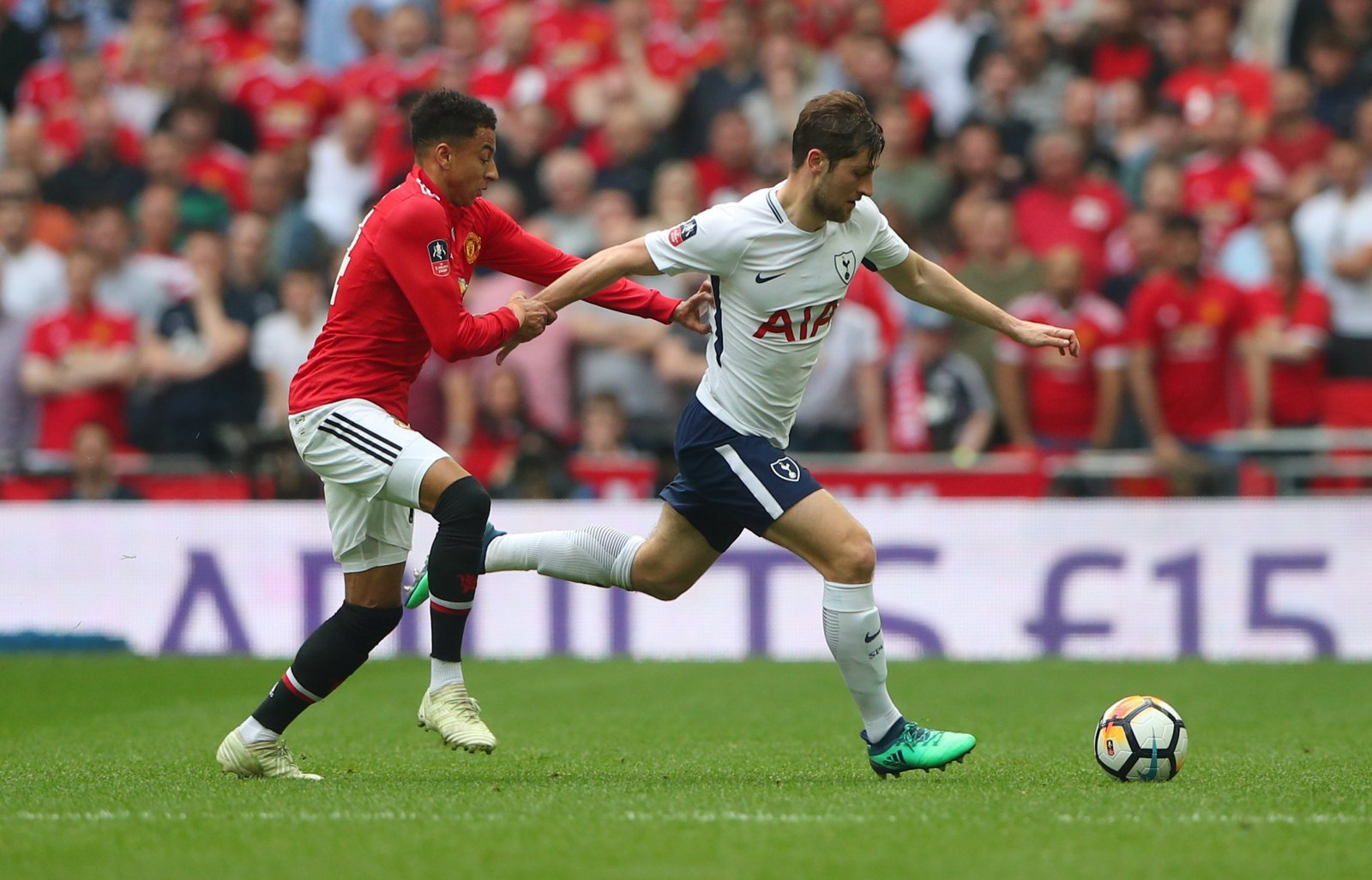 Tottenham fans were right to criticise Davies' performance against Watford