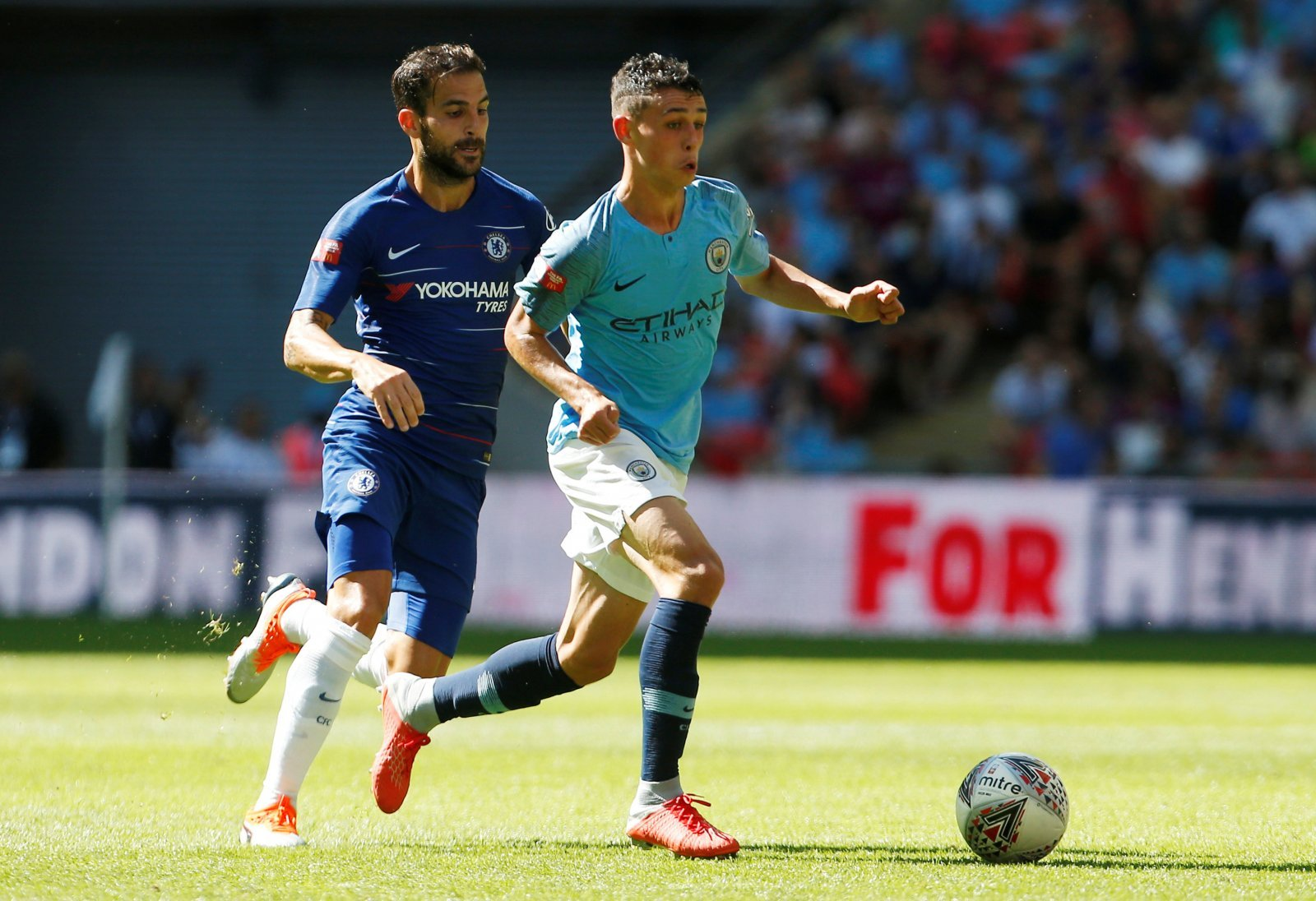 Phil Foden will be ready to come of age and replace David Silva in 2020