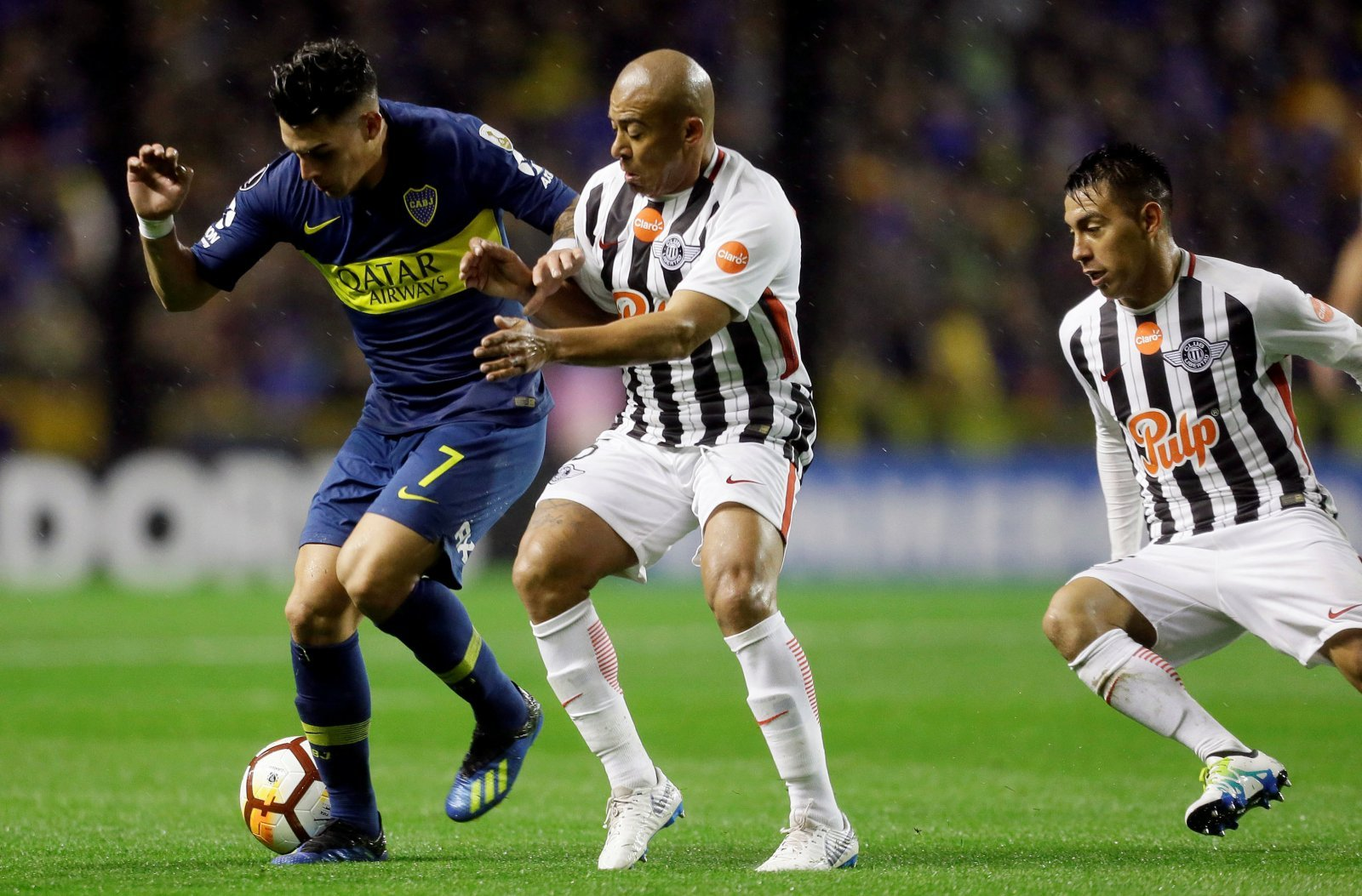 Arsenal make contact with Cristian Pavon